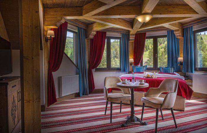 Hotelová izba Grand Hotel Bachledka Strachan Ždiar