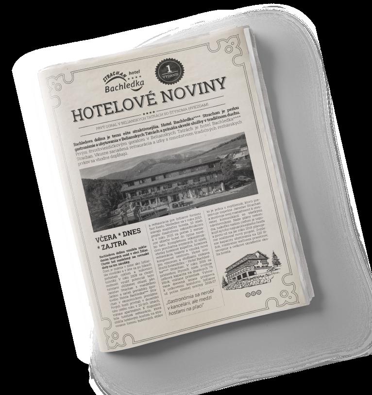 Hotelové noviny