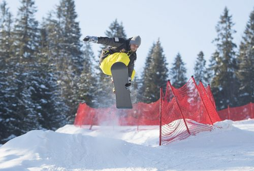 Snowboard Ubytovanie na svahu Ždiar Strachan Ski Centrum