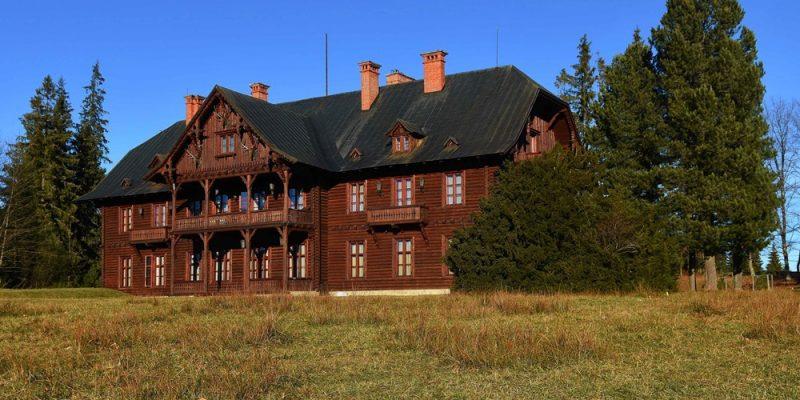 Prezidentský zámoťek Tatranská Javorina