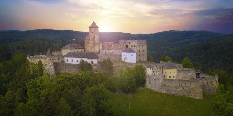 Hrad Stará Ľubovňa Ľubovna