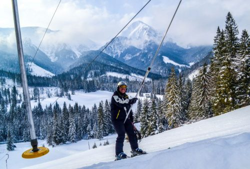 Belianske Tatry Ski Monkova Lyžiarske stredisko lyžiarska škola