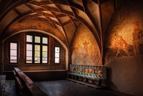 Refectar Červený kláštor