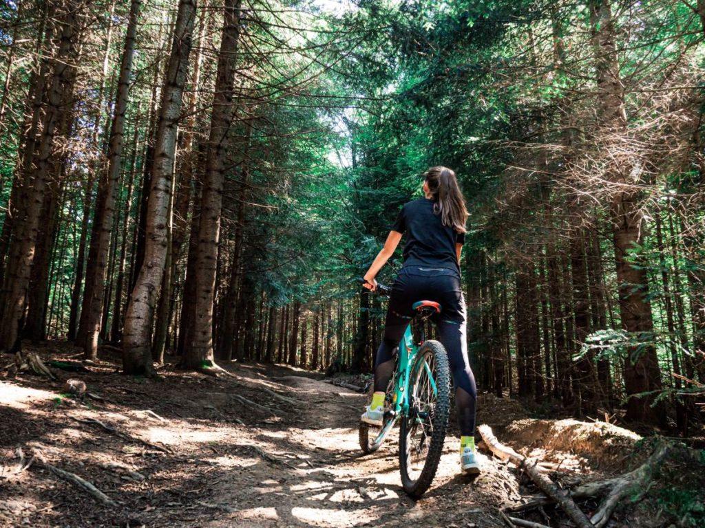 Aktívna dovolenka na elektro bicykli v Tatrách