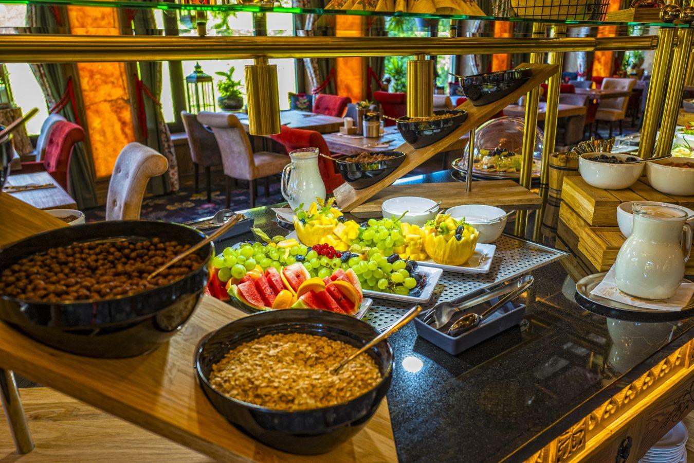Reštaurácia Ždiar Grand hotel Bachledka Strachan