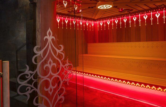 Fínska sauna Grand Hotel Bachledka Strachan Ždiar