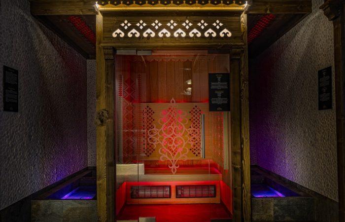 Infra sauna - Grand Hotel Bachledka Strachan Ždiar