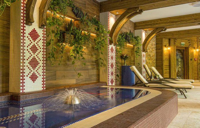 Detský bazén Ježka Dežka - Grand Hotel Bachledka Ždiar