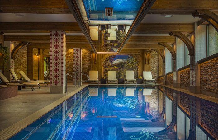 Hotelový bazén - Grand Hotel Bachledka Strtachan Ždiar (3)