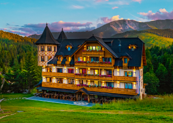 Grand Hotel Bachledka Strachan